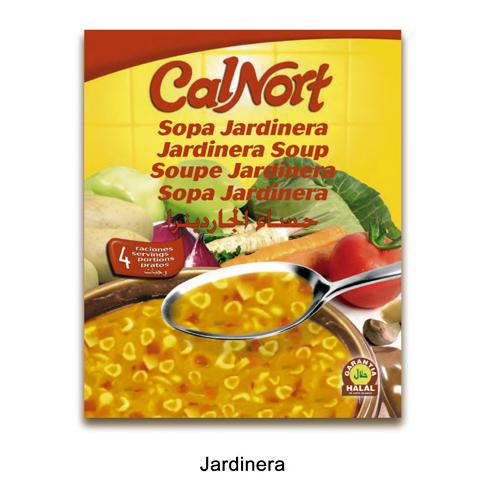 Jardinera Soup Mix