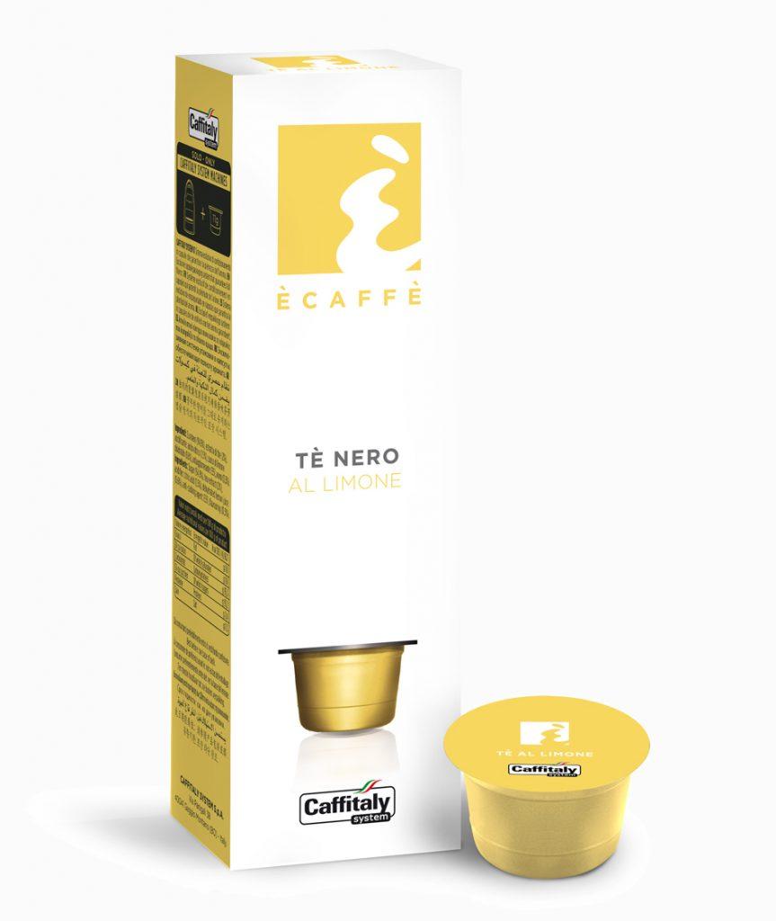 Lemon Tea Caffitaly Capsules