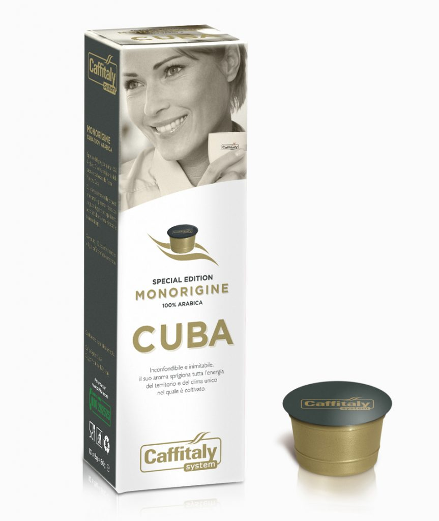 Cuba Caffitaly Capsules