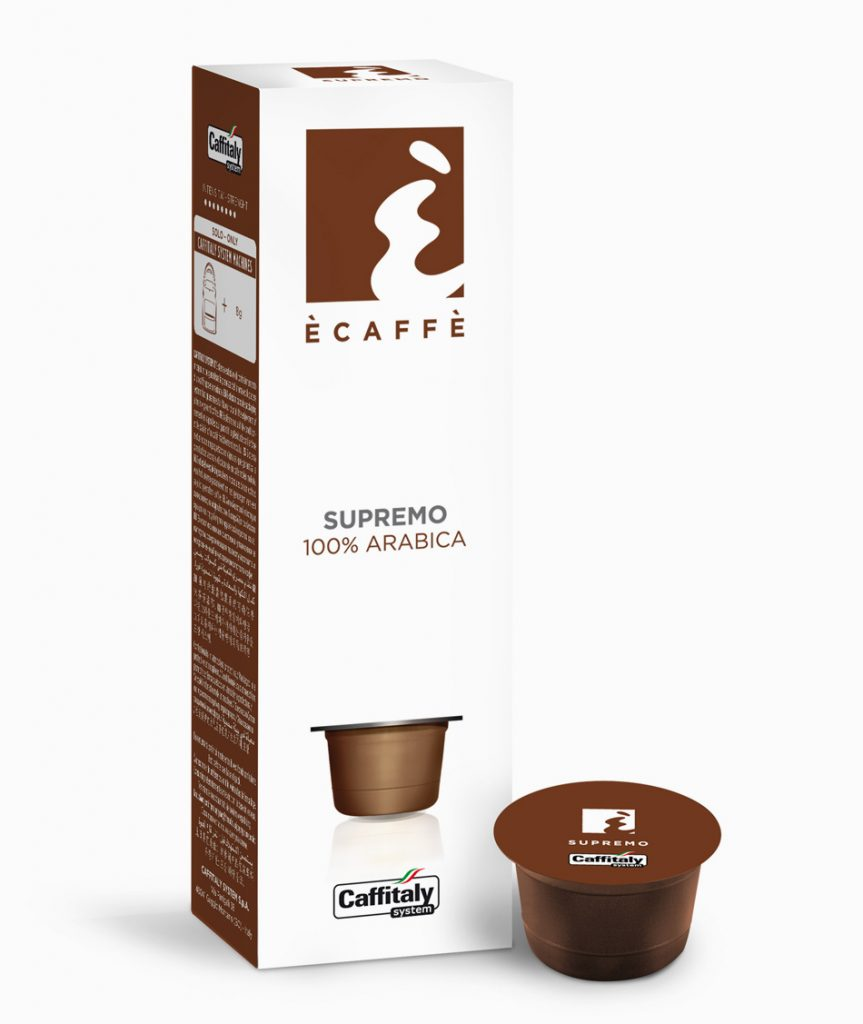Supremo Caffitaly Capsules