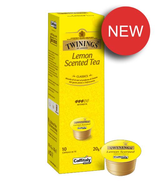 Twinings - Lemon Scented Tea